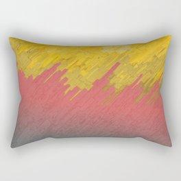 Final in fire Rectangular Pillow