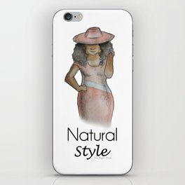Natural Style iPhone Skin