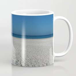 A Peaceful Day At A Marvelous Gulf Shore Beach Coffee Mug
