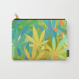 Marijuana Cannabis Weed Pot Summer Theme Carry-All Pouch