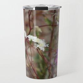 Desert Wildflowers at Coachella Wildlife Preserve Travel Mug
