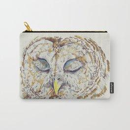 Arthur Owl Carry-All Pouch