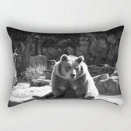 Welcome to my Hood Rectangular Pillow