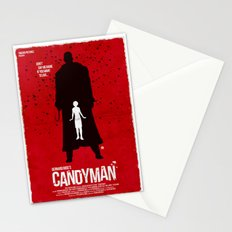 Candyman (Red Collection) Stationery Cards