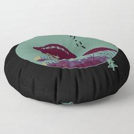Rock Lee Endure Japanese Floor Pillow