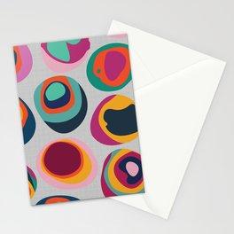 Rainbow Resin Stationery Cards