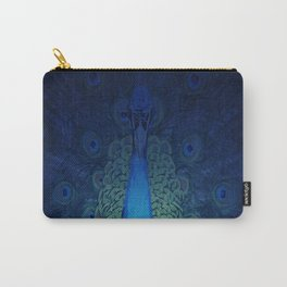 Mystic Peacock Carry-All Pouch