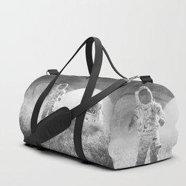 Familiar Planet Duffle Bag
