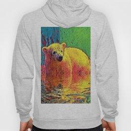 AnimalColor Bear 009 Hoody