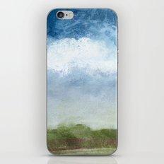 Foggy Bluff iPhone & iPod Skin