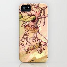 Magic Beans (Alternate colors version) iPhone Case