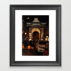 Menin Gate Framed Art Print