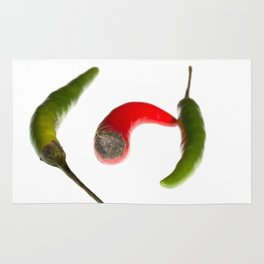Odd Chilli Out Rug