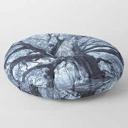 Angel Oak 4 Floor Pillow