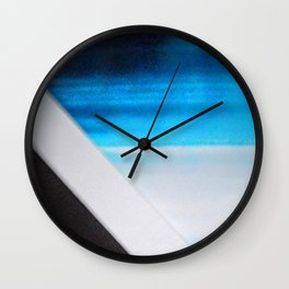 Abstraction Series 001 - ILL Design Wall Clock