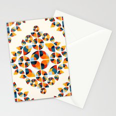 Fantasy Garden Pattern V Stationery Cards