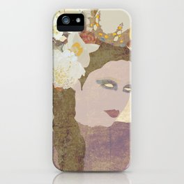 spring 1912 iPhone Case
