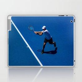 Tennis player Laptop & iPad Skin