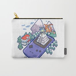 Pocket Monsters 2 - Mount Silver Carry-All Pouch