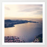rio Art Prints featuring Rio by Art That's Alive