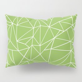 Ab Outline Greeny Pillow Sham