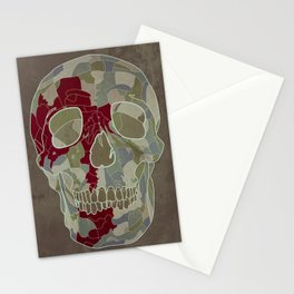 Road Map to Hell Stationery Cards