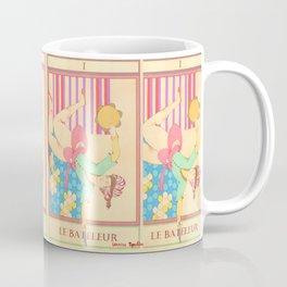 Tarot Card-The Juggler-Le Bateleur Coffee Mug