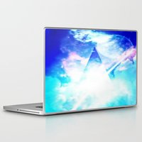 prism Laptop & iPad Skins featuring prism by Alyxka Pro