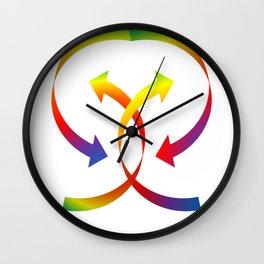 Rainbarrow Wall Clock