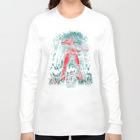 hunter Long Sleeve T-shirts featuring Hunter by Fuacka
