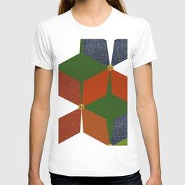 KALEIDOSCOPE 08 #HARLEQUIN T-shirt