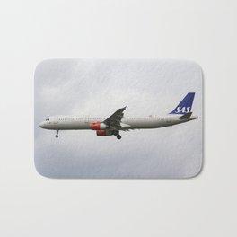 Scandinavian Airlines Airbus A321 Bath Mat