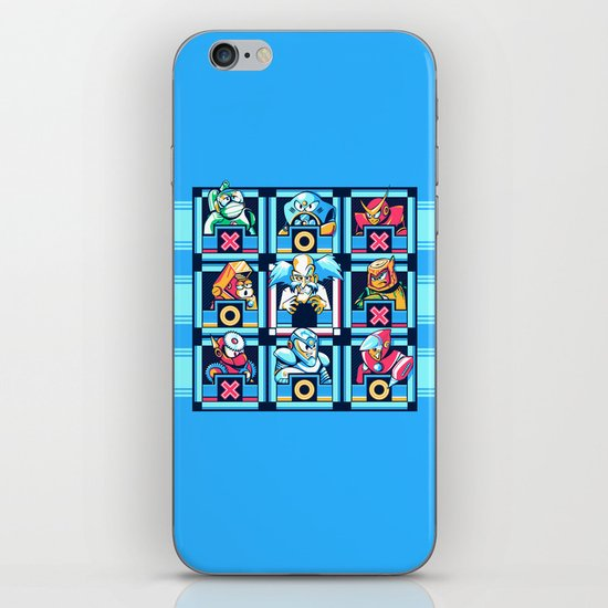 Wily For The Win iPhone & iPod Skin