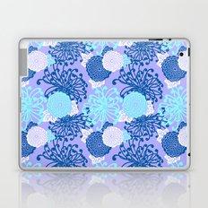 Art Deco Flowers Laptop & iPad Skin