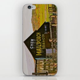 Mail Pouch Barn WV iPhone Skin