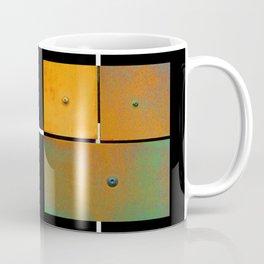 Rusty - One to Eighteen #abstract #design #society6 #decor Coffee Mug