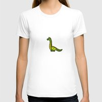 dino T-shirts featuring Dino by ZaWe