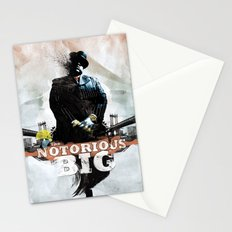 Notorious B.I.G Stationery Cards