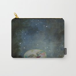 Always Kiss the Moon Goodnight  Carry-All Pouch