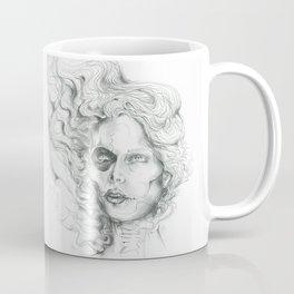 Wisp Skull Coffee Mug
