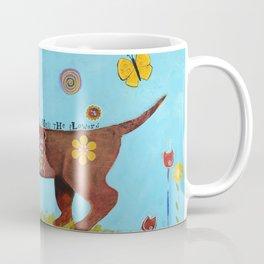 """Take Time"" Coffee Mug"