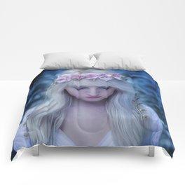 Elven girl Comforters