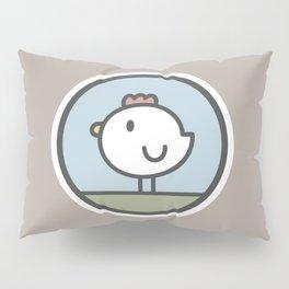 Free Range Chicken Pillow Sham