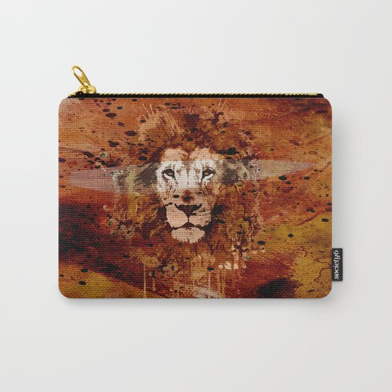 WATERCOLOR KING Carry-All Pouch