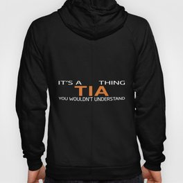 it is a thing TIA you brother Hoody