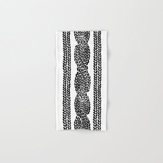 Cable Row Hand & Bath Towel