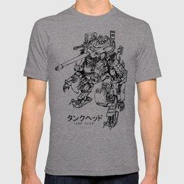 TankHead (Lineart)  T-shirt
