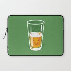 Pessimistic Optimist Laptop Sleeve
