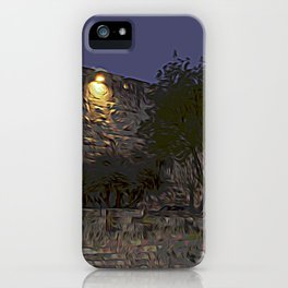 Old Wall of Jerusalem iPhone Case