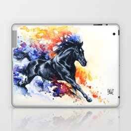 """He appears""  Laptop & iPad Skin"